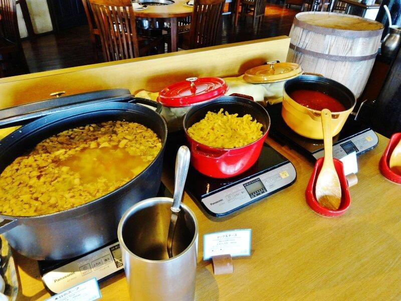 ビュッフェ‐スープ