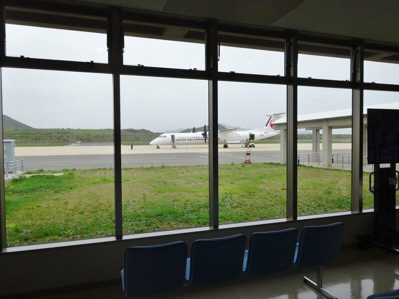 伊丹空港からの到着便
