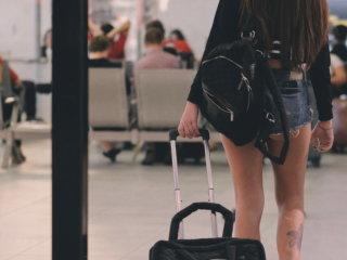 手荷物検査