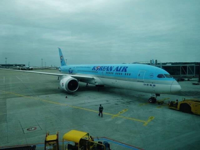 大韓航空‐グアム
