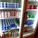 ラウンジ内冷蔵庫